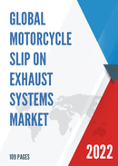 Global and United States Motorcycle Slip on Exhaust Systems Market Insights Forecast to 2027