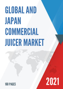 Global and Japan Commercial Juicer Market Insights Forecast to 2027