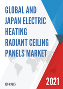 Global and Japan Electric Heating Radiant Ceiling Panels Market Insights Forecast to 2027