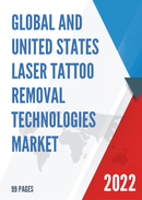 Global Laser Tattoo Removal Technologies Market Size Status and Forecast 2021 2027