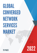 Global Converged Network Services Market Size Status and Forecast 2021 2027