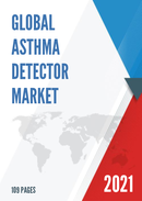 Global Asthma Detector Market Research Report 2021