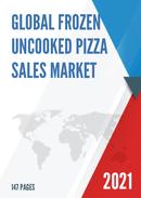 Global Frozen Uncooked Pizza Sales Market Report 2021