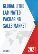 Global Litho Laminated Packaging Sales Market Report 2021