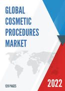 Global Cosmetic Procedures Market Size Status and Forecast 2021 2027