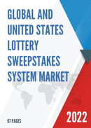 Global Lottery Sweepstakes System Market Size Status and Forecast 2021 2027