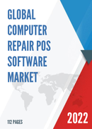 Global Computer Repair POS Software Market Size Status and Forecast 2021 2027