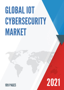 Global IoT Cybersecurity Market Size Status and Forecast 2021 2027