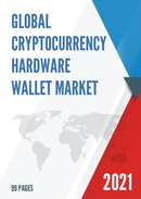 Global Cryptocurrency Hardware Wallet Market Size Status and Forecast 2019 2025