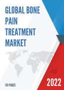 Global and Japan Bone Pain Treatment Market Size Status and Forecast 2021 2027