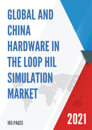 Global and China Hardware in the Loop HIL Simulation Market Size Status and Forecast 2021 2027