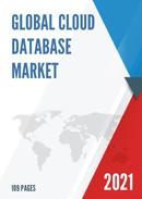 Global Cloud Database Market Size Status and Forecast 2021 2027