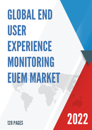 Global End User Experience Monitoring EUEM Market Size Status and Forecast 2021 2027
