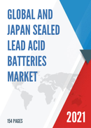 Global and Japan Sealed Lead Acid Batteries Market Insights Forecast to 2027
