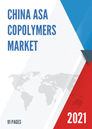 China ASA Copolymers Market Report Forecast 2021 2027