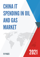 China IT Spending in Oil and Gas Market Report Forecast 2021 2027