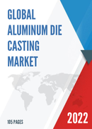 Global Aluminum Die Casting Market Size Status and Forecast 2021 2027