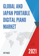 Global and Japan Portable Digital Piano Market Insights Forecast to 2027