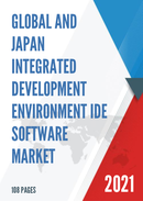 Global and Japan Integrated Development Environment IDE Software Market Size Status and Forecast 2021 2027