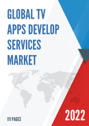 Global TV Apps Develop Services Market Size Status and Forecast 2021 2027