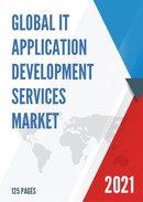 Global IT Application Development Services Market Size Status and Forecast 2021 2027