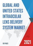 Global and United States Intraocular Lens Delivery System Market Insights Forecast to 2027
