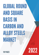 Global and Japan Round and Square Basis in Carbon and Alloy Steels Market Insights Forecast to 2027