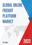 Global Online Freight Platform Market Size Status and Forecast 2021 2027