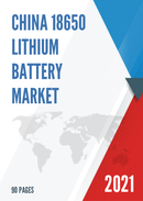 Global 18650 Lithium Battery Market Insights Forecast to 2025