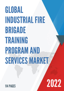 Global and United States Industrial Fire Brigade Training Program and Services Market Size Status and Forecast 2021 2027