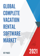 Global Complete Vacation Rental Software Market Size Status and Forecast 2021 2027