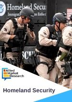 Homeland Security Market by Type Border Security Aviation Security Maritime Security Critical Infrastructure Security Cyber Security Mass Transport Security CBRN End user Public Sector Private Sector Global Opportunity Analysis and Industry Forecast 2014 2022