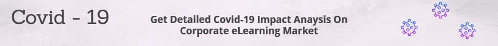 Covid-19 Impact on Corporate eLearning Market Report