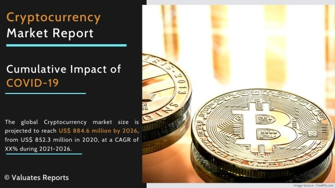 Cryptocurrency Market Size, Share, Trends, Growth, Forecast 2026