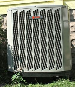 Constant Frequency Air Conditioning