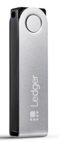 Ledger Cryptocurrency Hardware Wallet